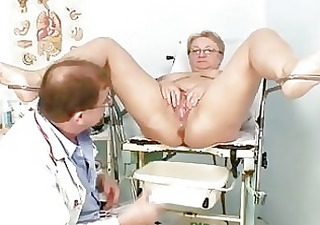 chubby older radka acquires real specu...