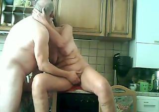 granny kitchen help by troc