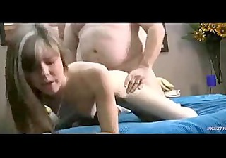 daughter fucks dad when mums not at home