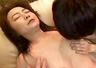 Japan Granny Still Loves Sex